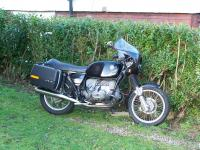 BMW R75/7 Motorcycle - click for full size image