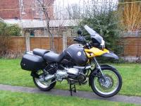 BMW 1100GS Motorcycle - click for full size image